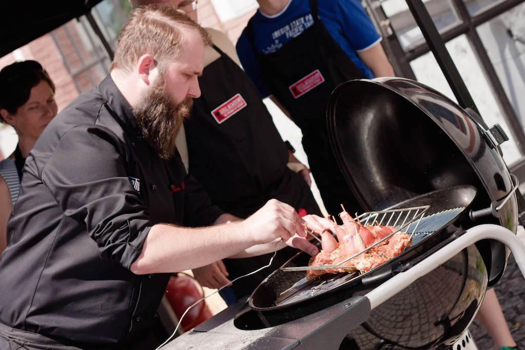 Šéfkuchaři z Chefparade o grilech Weber