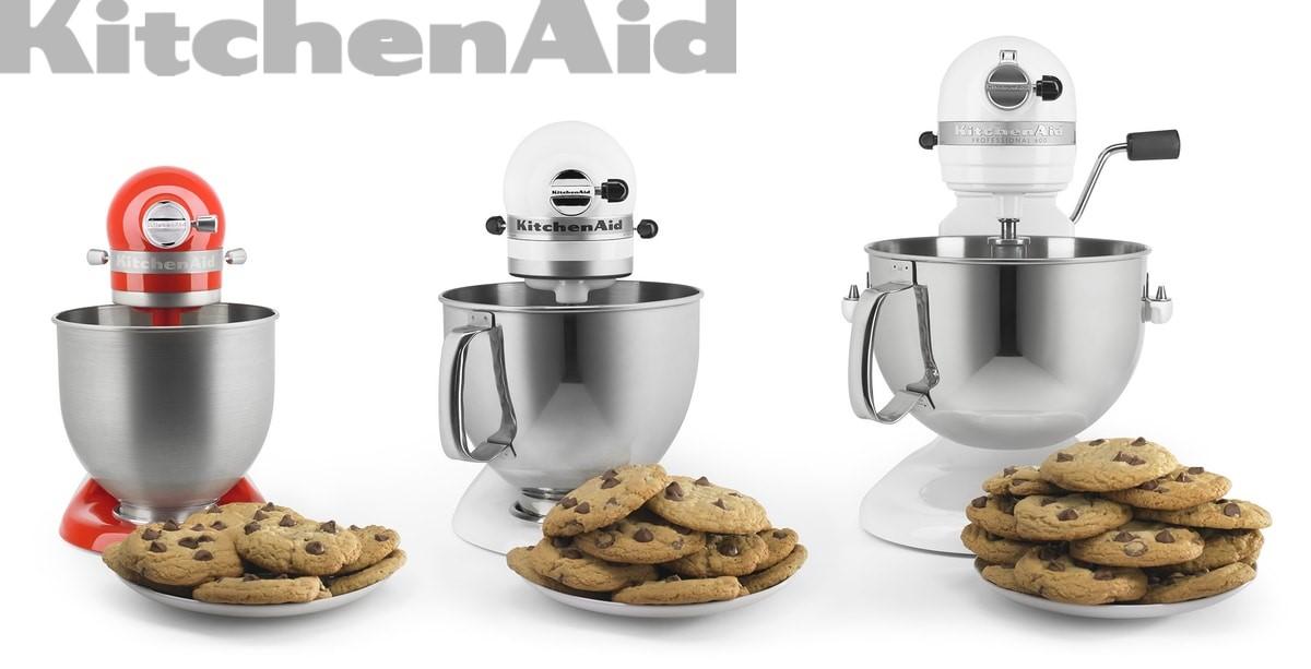 Komplexní průvodce kuchyňskými roboty KitchenAid pro rok 2019