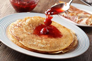 Jahody: nejméně kalorické ovoce! Připravte si z nich domácí džem na palačinky.