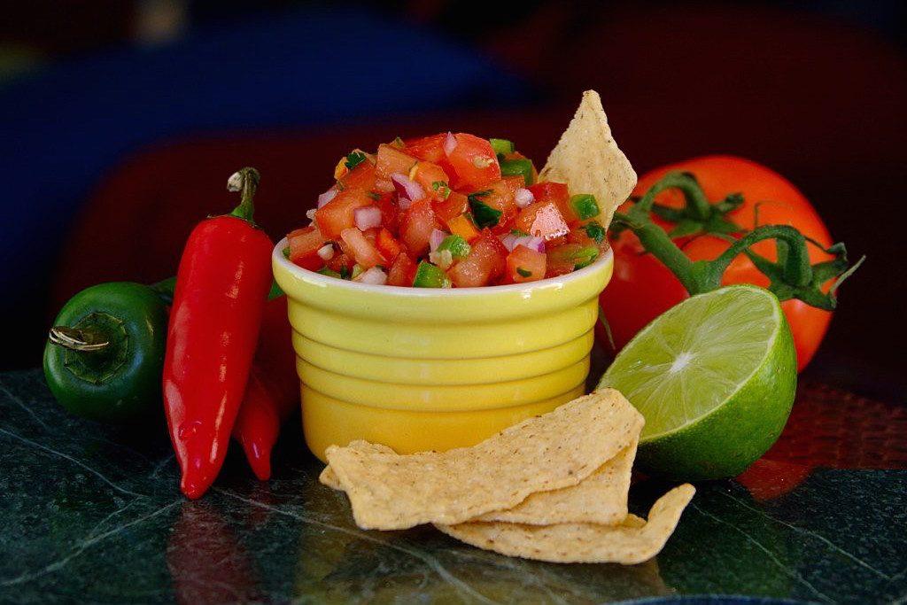 Salsa Nopales: dobrota z Mexika
