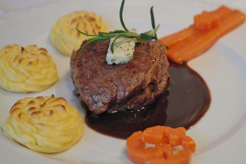 Hovězí steak: základní recept