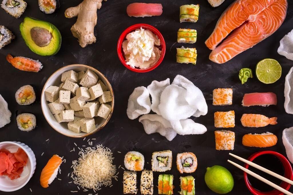 Jak vybírat suroviny na sushi: Pravidla, která byste měli mít na paměti