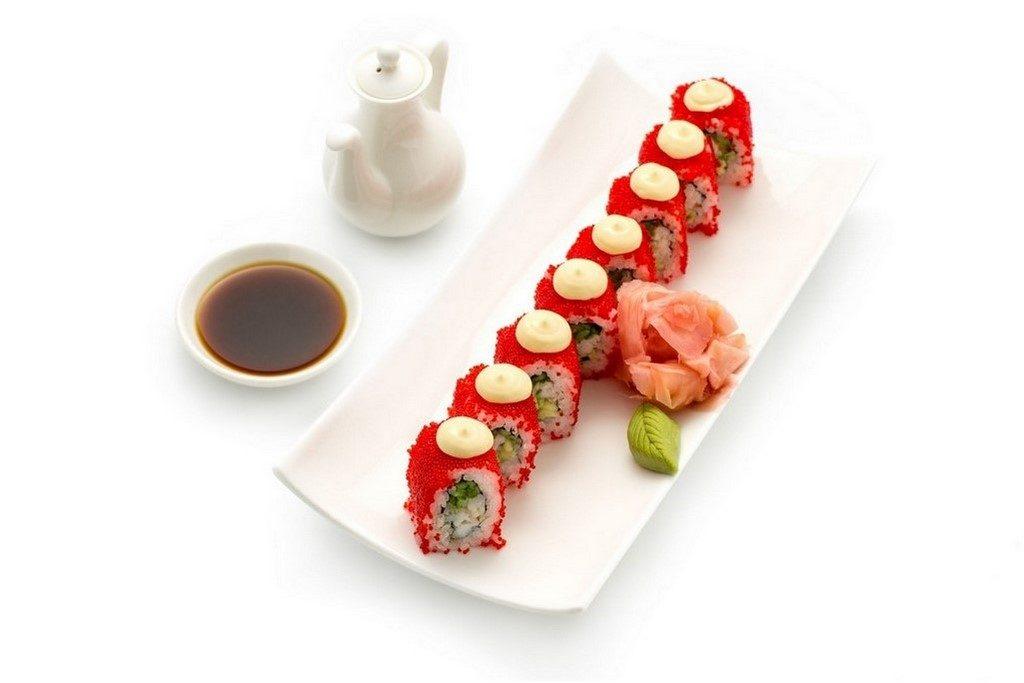 Sushi a majonéza – kde se vzala a ve kterých druzích sushi ji najdete?
