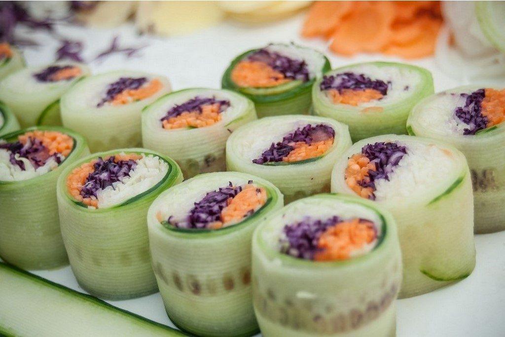 Veganské sushi nemusí být nuda. Poradíme vám, kterou zeleninu zvolit
