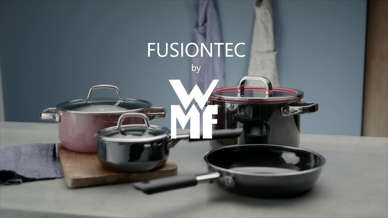 WMF Fusiontec: Vařte jako profesionál