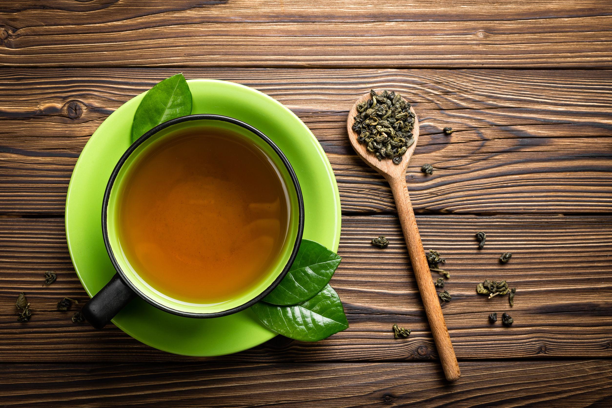 Průvodce - zelený čaj: které čaje podávat k sushi?