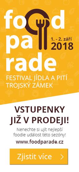 Foodparade - festival dobrého jídla a pití