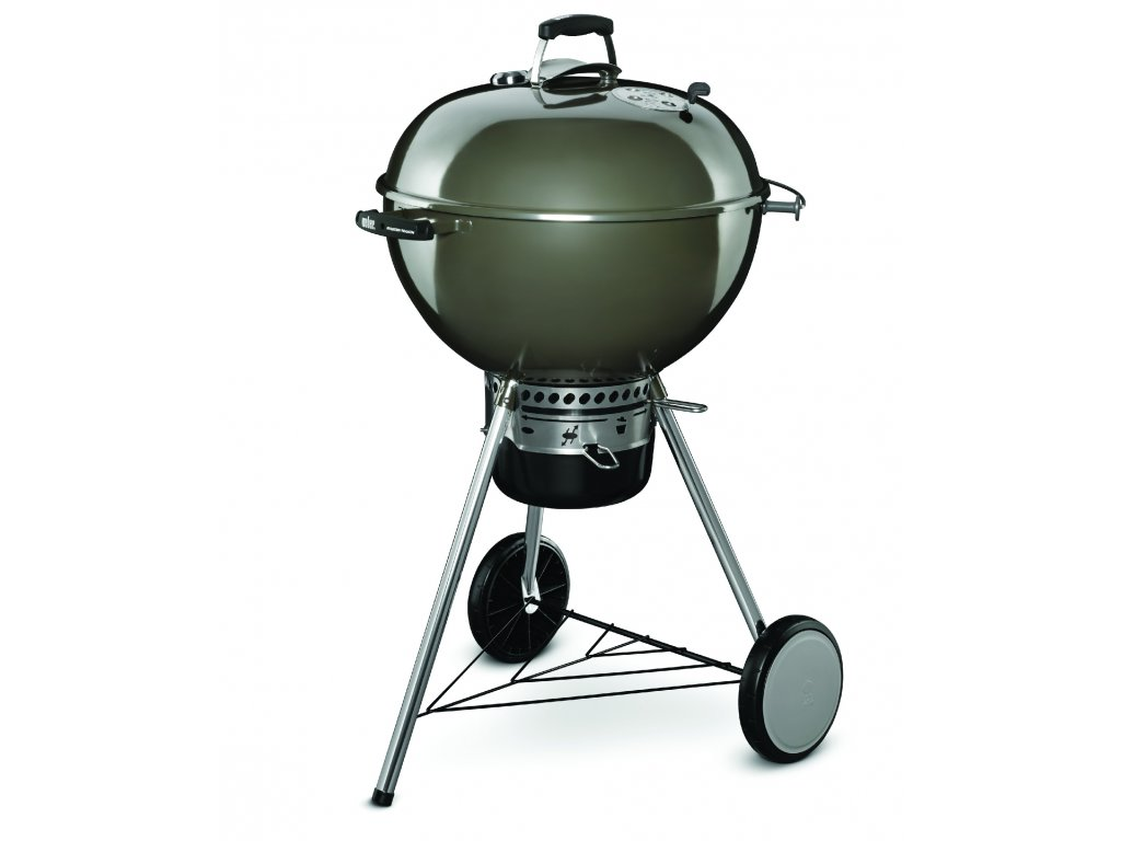 weber mastertouch grey