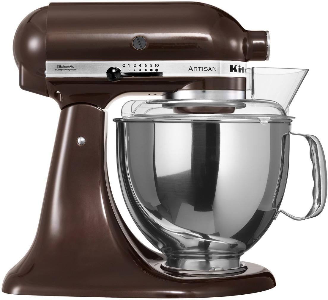 Kuchyňský robot KitchenAid Artisan 5KSM175 kávová