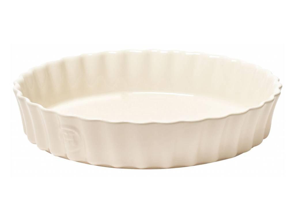 Forma na koláč krémová Clay Ø 28 cm