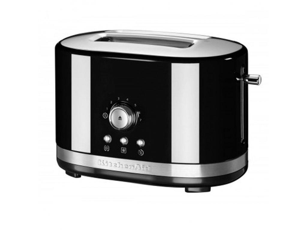 Topinkovač s manuálním ovládáním KitchenAid 5KMT2116 černá