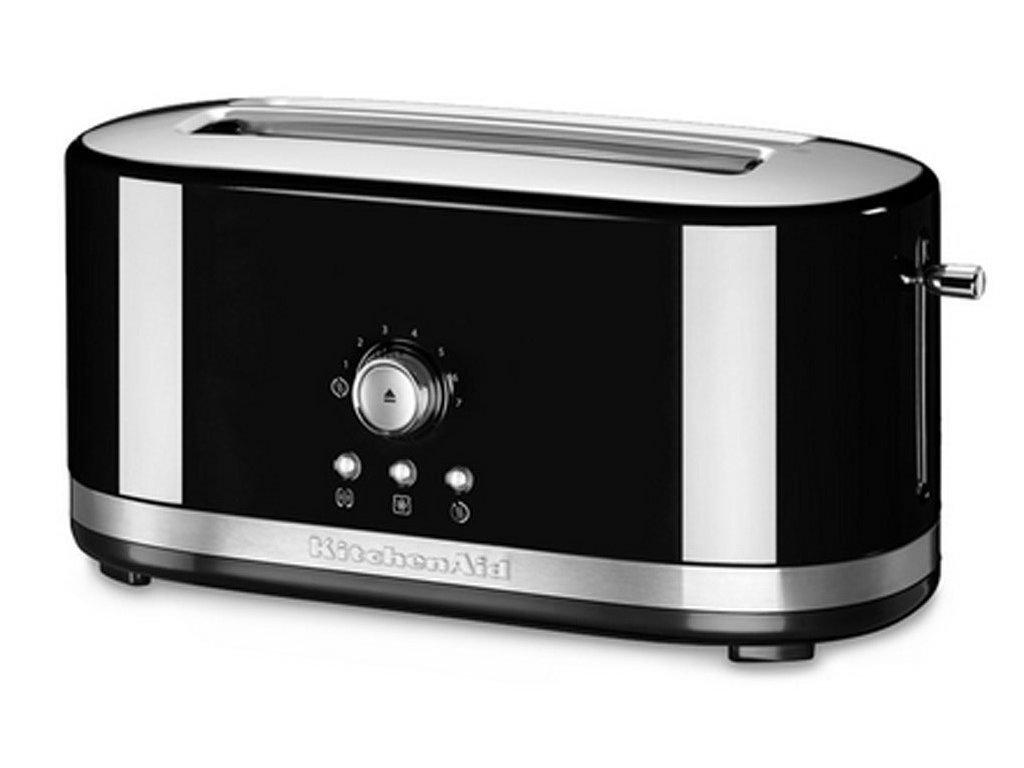 Topinkovač s manuálním ovládáním KitchenAid 5KMT4116 černá