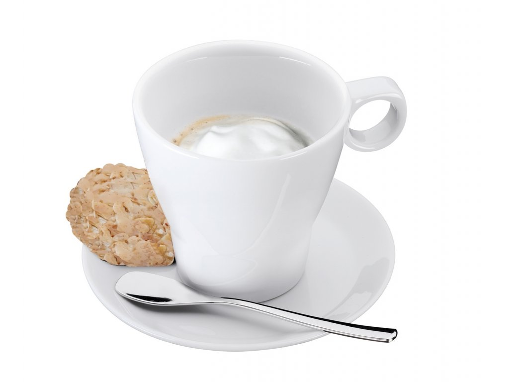 Espresso šálek s podšálkem se lžičkou Barista WMF 100 ml