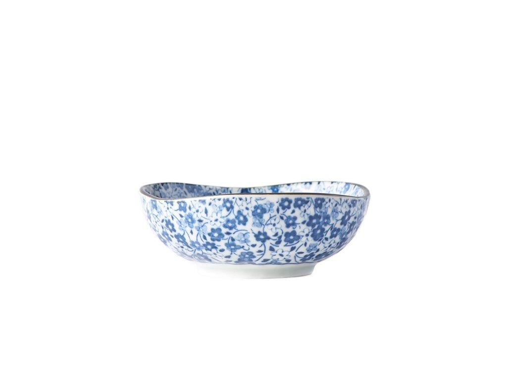 Malá miska Blue Daisy 11 cm
