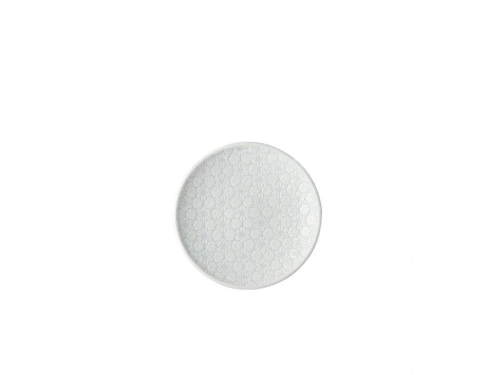 Mělký talíř White Star 17 cm
