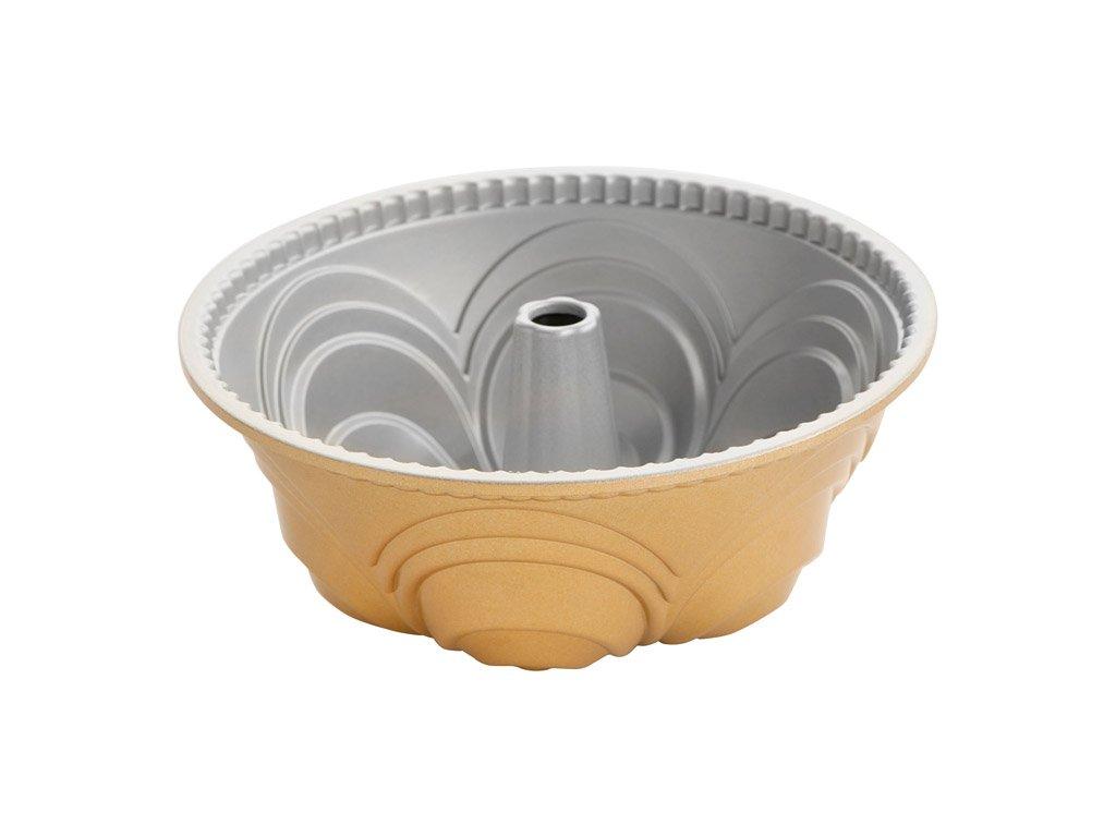 Forma na bábovku Chiffon Nordic Ware zlatá 2,4 l