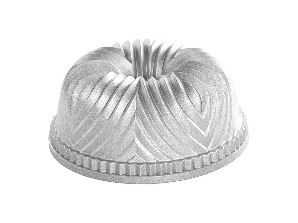 Forma na bábovku Bavaria Bundt® stříbrná Nordic Ware