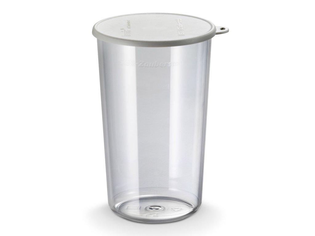 Bamix SEMIPROFI Gastro 180 W tyčový mixér, bílošedý