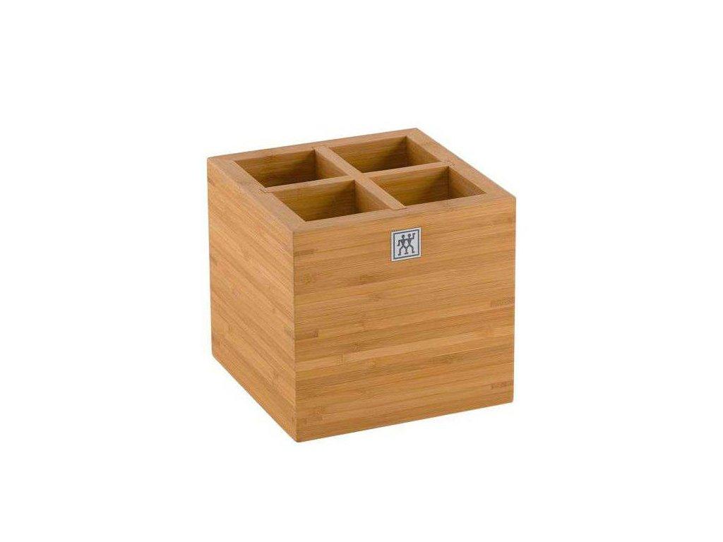 Bambusový box na kuchyňské náčiní velký ZWILLING