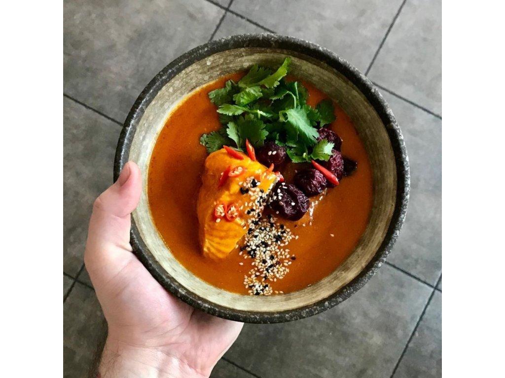 Udon mísa Nin-Rin 20 cm 900 ml MIJ
