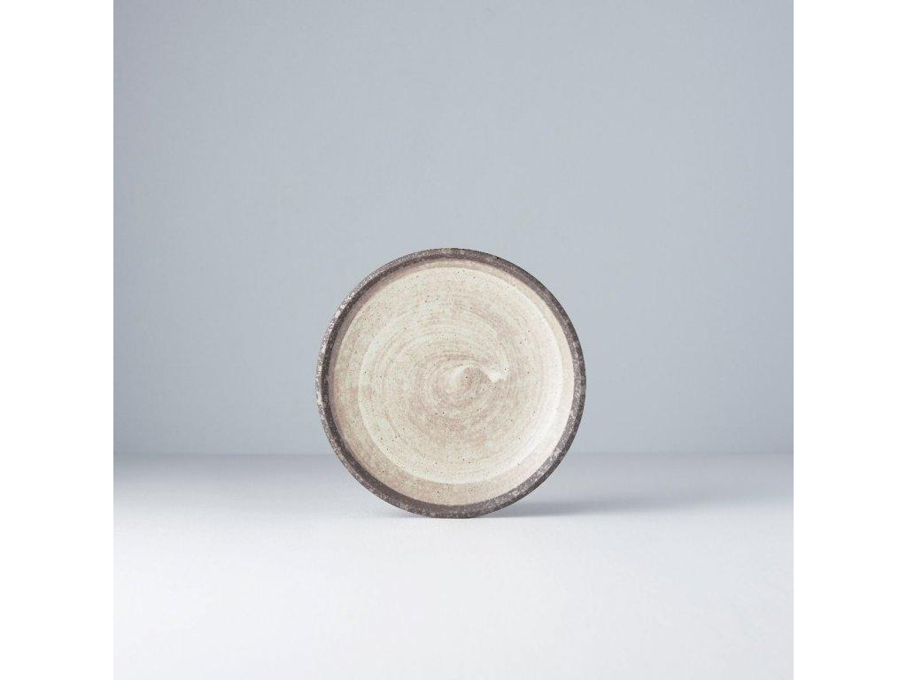 Mělký předkrmový talíř Nin-Rin 17 cm MIJ