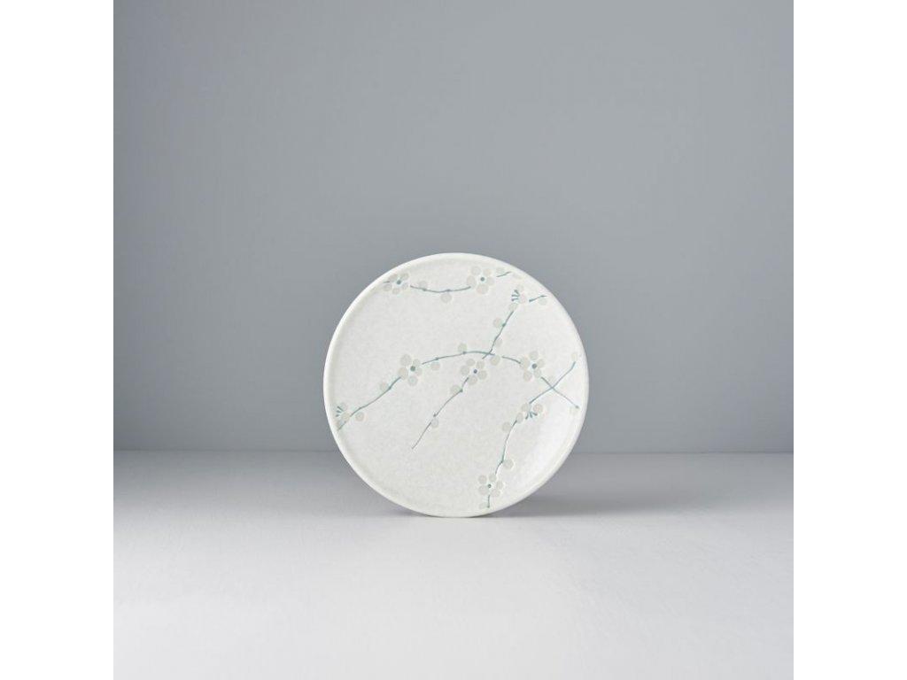 Předkrmový talíř White Blossom 17 cm