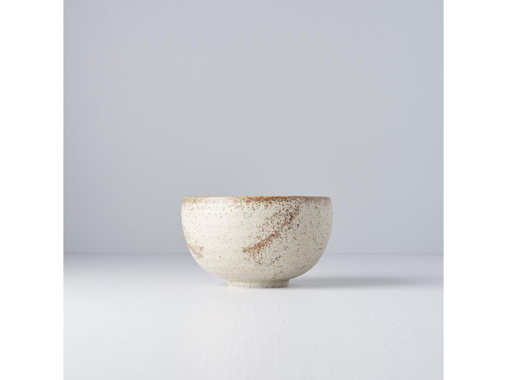 Malá miska Fade 13 cm 600 ml písková MIJ