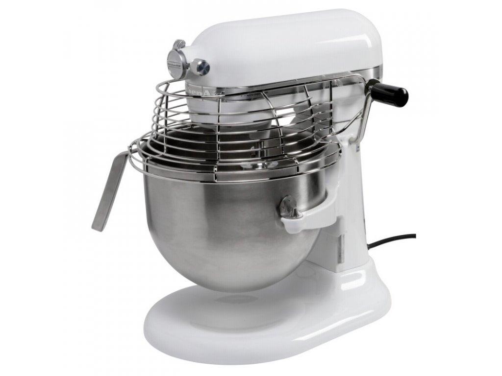 Kuchyňský robot Professional s mísou 6,9 l bílá KitchenAid