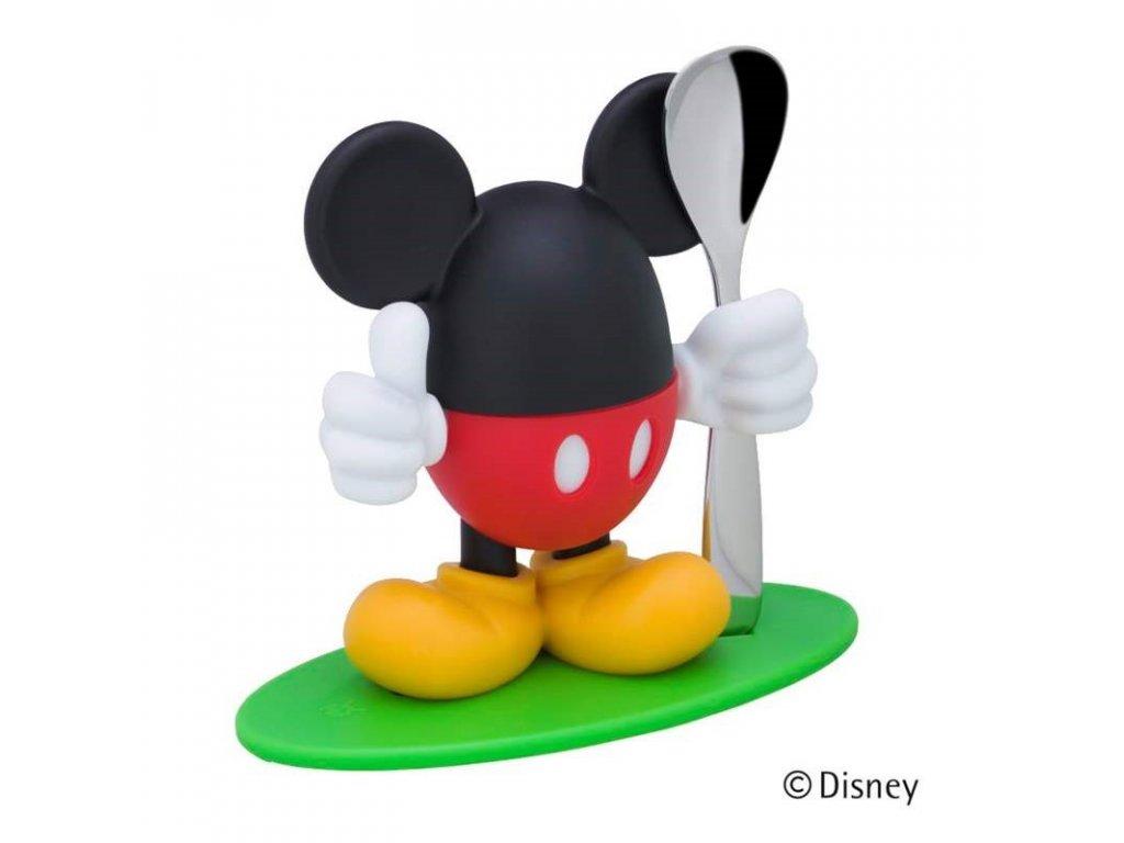 Stojánek na vajíčka s lžičkou McEgg Mickey Mouse WMF