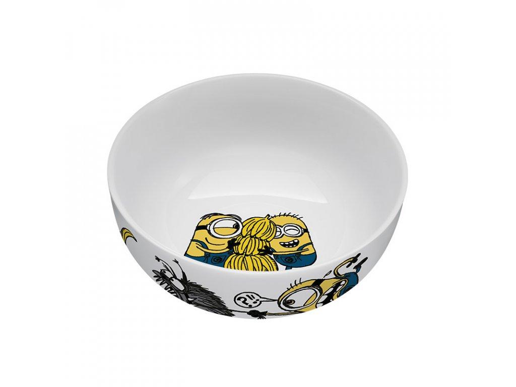 Dětský jídelní set 6dílný Mimoni