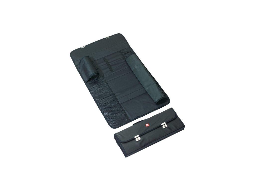 Zwilling pouzdro na nože kufr 16 ks černé 51,5x21x6 cm
