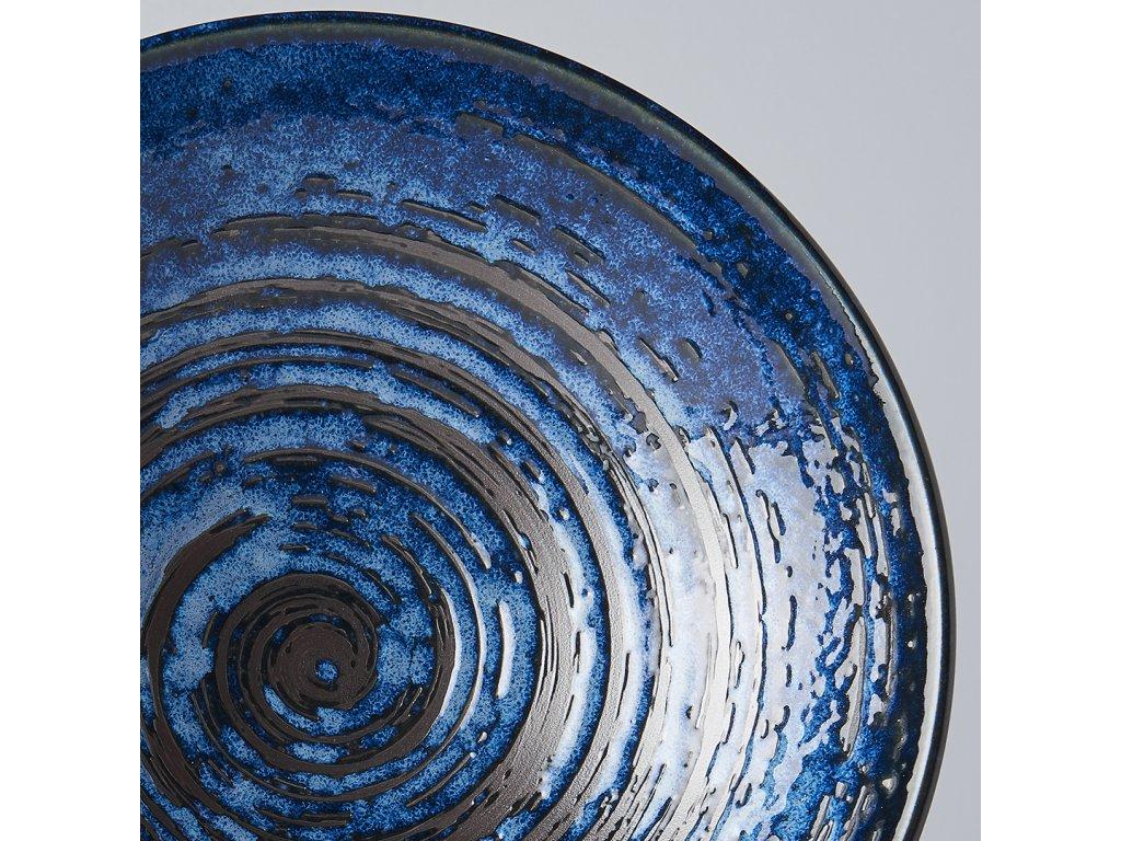 Servírovací mísa Copper Swirl 25 cm 1,3 l MIJ