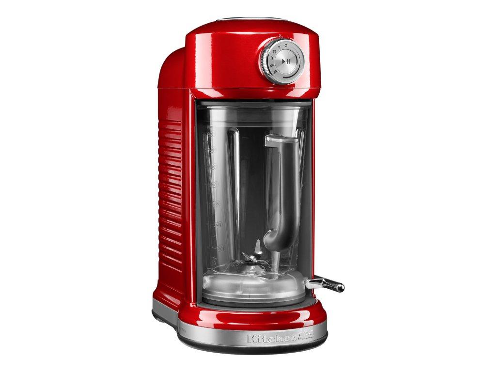 Stolní mixér KitchenAid Artisan s magnetickým pohonem 5KSB5080 královská červená