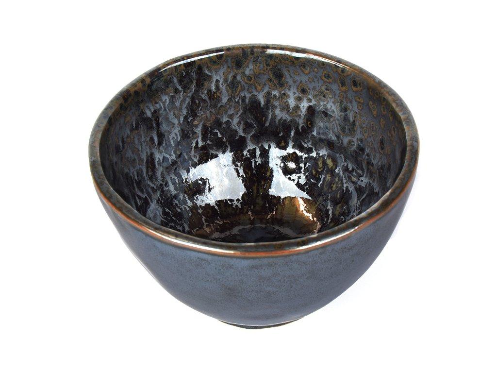 Vysoká miska Black Pearl 13 cm 600 ml