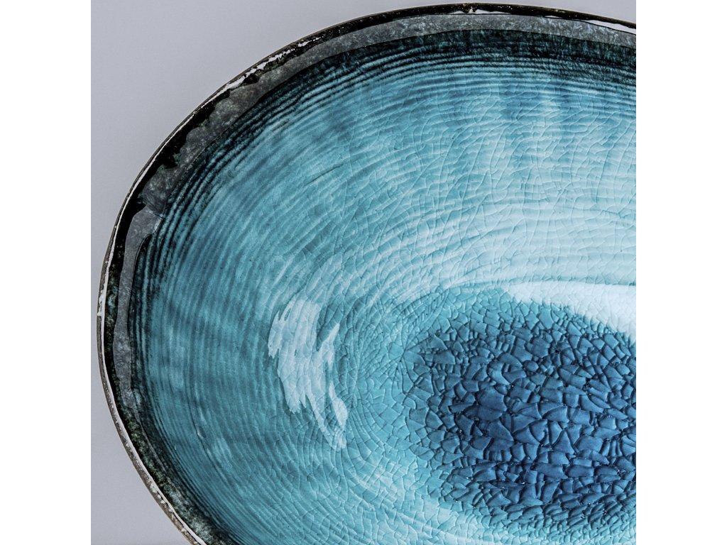 Oválná miska Sky Blue 17 cm 600 ml MIJ