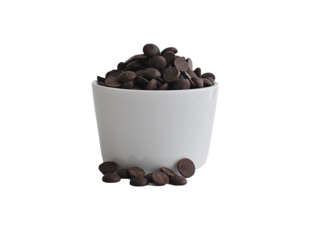 Tmavá čokoláda do fontány Callebaut 57,6% 1 kg