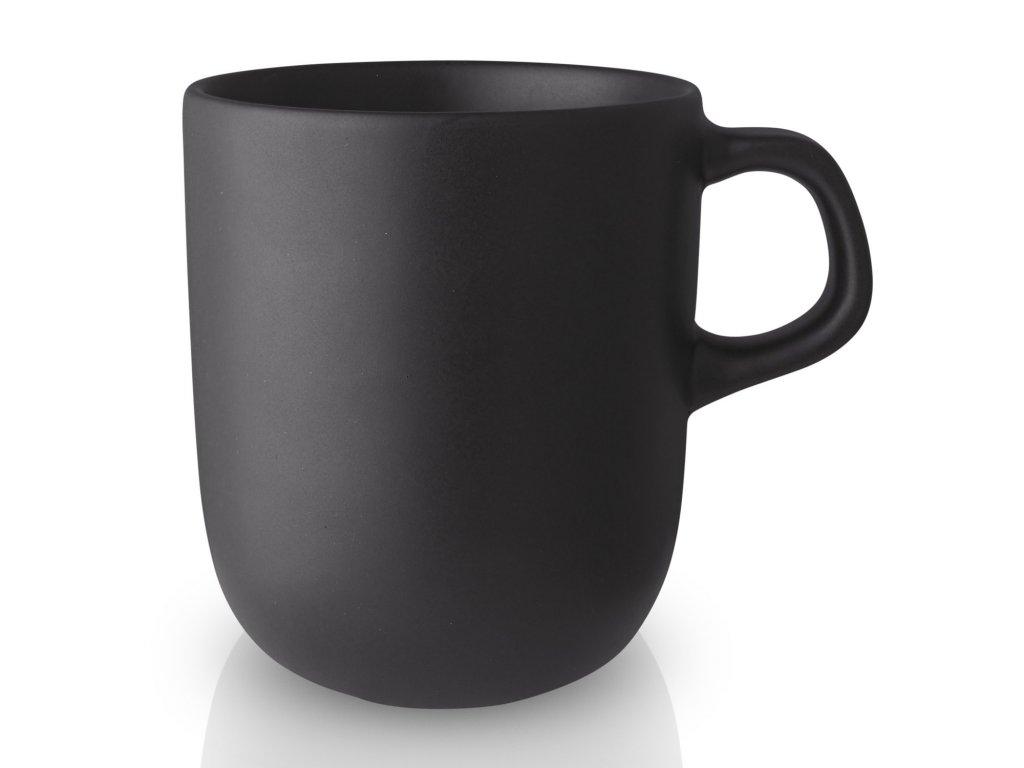 Hrnek Nordic Kitchen černý 0,3 l