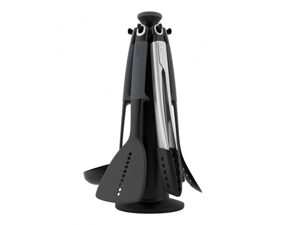 Rotační stojan s náčiním černý Elevate™