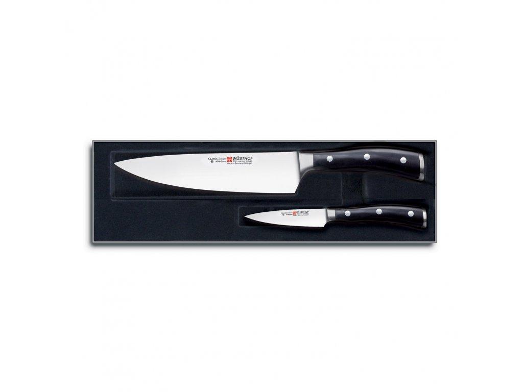 Sada nožů s kuchařským nožem 2dílná Classic Ikon