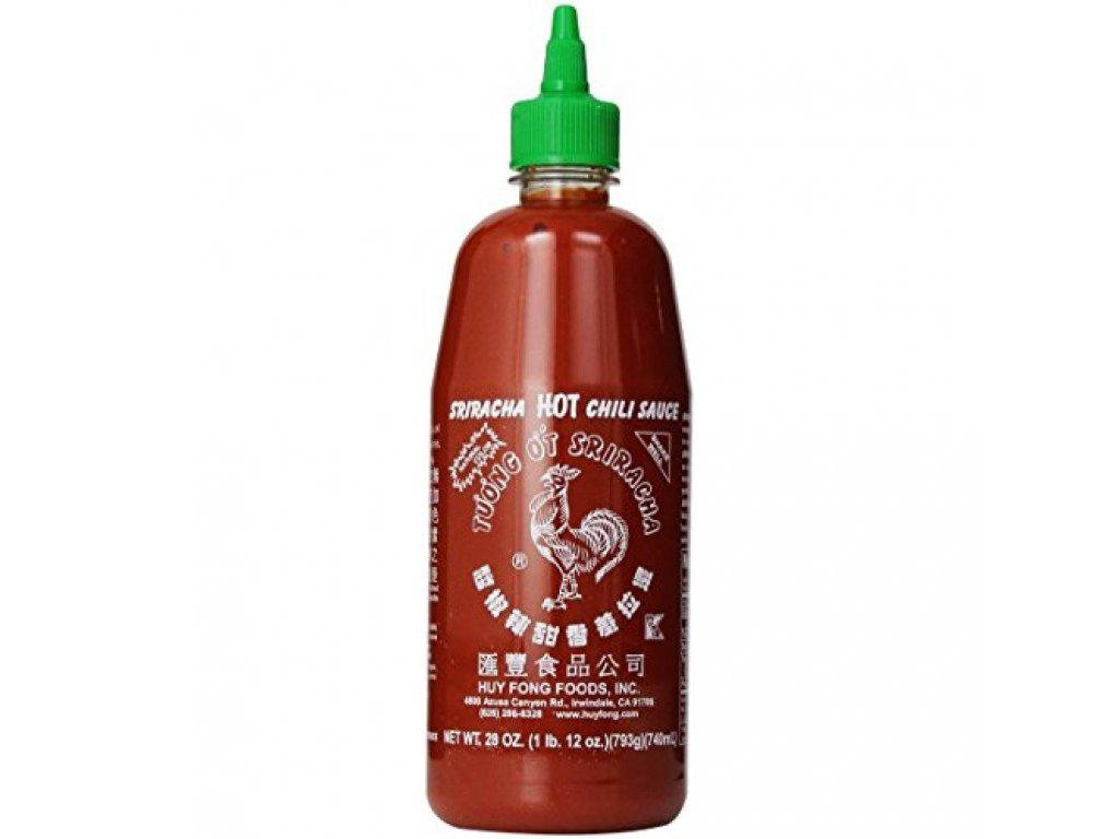 Chilli omáčka Sriracha hot 740 ml