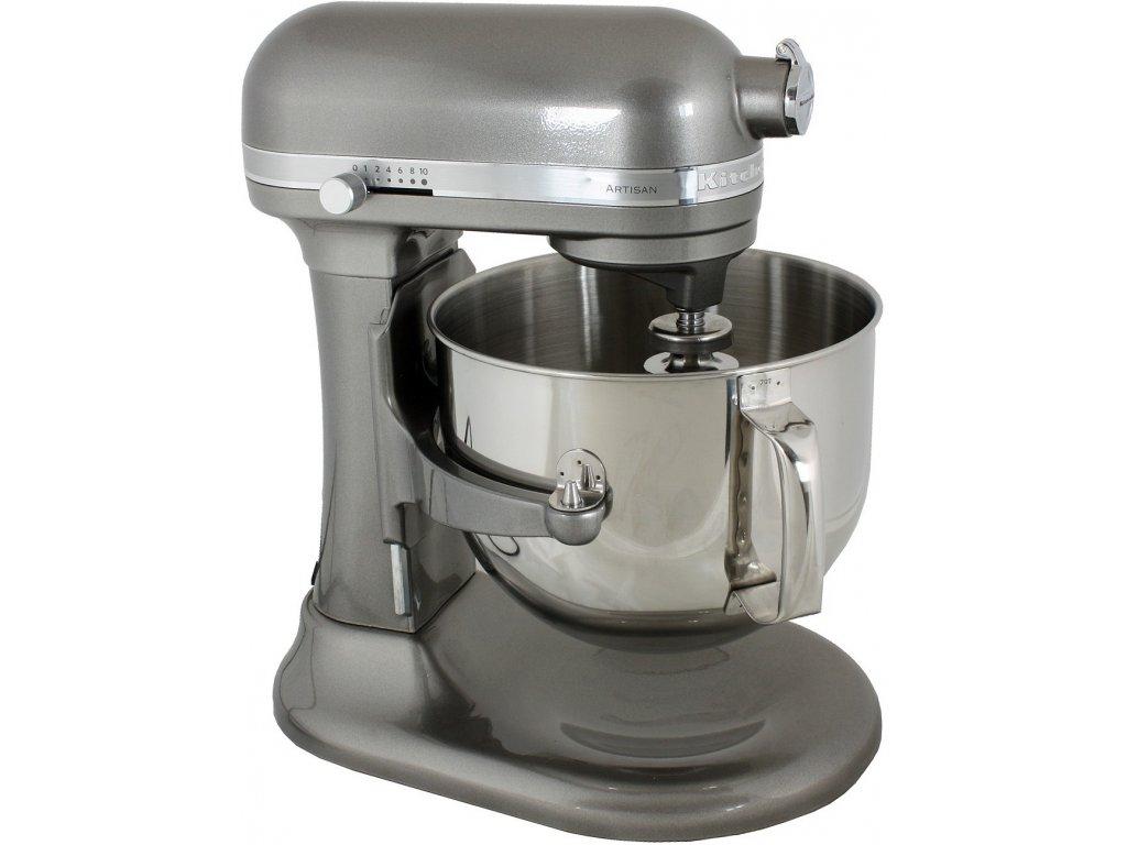 Kuchyňský robot Artisan s mísou 6,9 l stříbřitě šedá