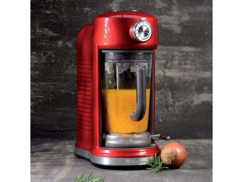 Stolní mixér s magnetickým pohonem Artisan malinová zmrzlina KitchenAid