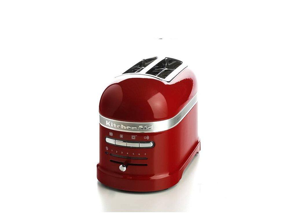 Topinkovač Artisan 5KMT2204 královská červená