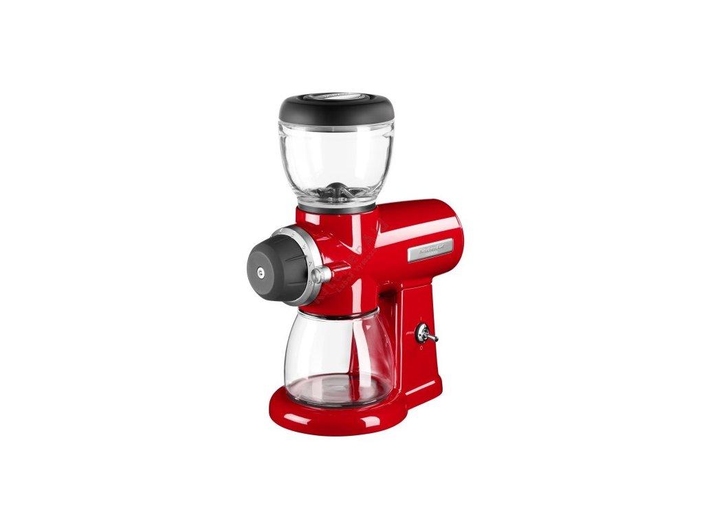 Kávomlýnek Artisan královská červená KitchenAid