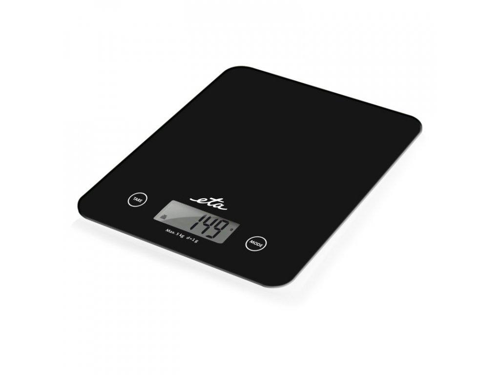 Digitální kuchyňská váha ETA Lori černá