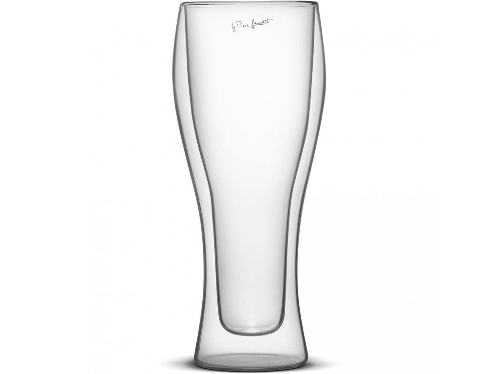 Set sklenic na pivo Vaso Lamart 480 ml 2 ks