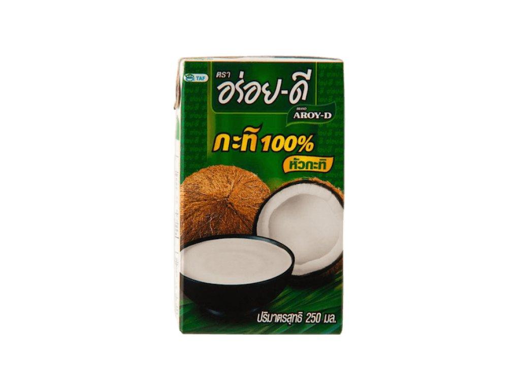 Kokosové mléko Aroy-D 250 ml