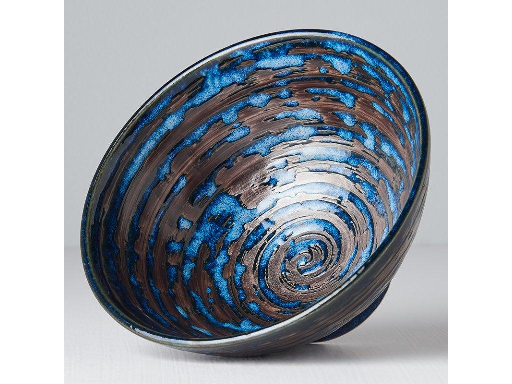 Střední miska Copper Swirl 16 cm 500 ml