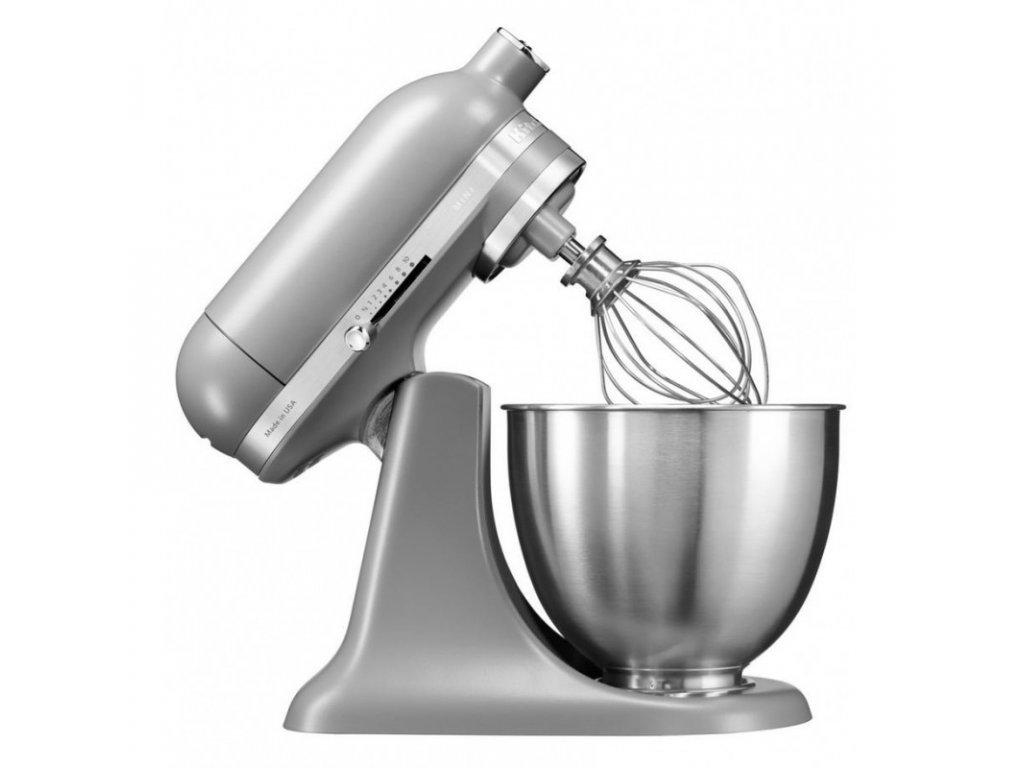 Kuchyňský robot Artisan Mini s mísou 3,3 l matná šedá KitchenAid