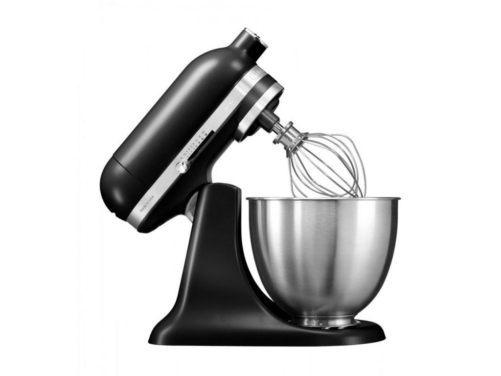 Kuchyňský robot KitchenAid Artisan MINI 5KSM3311 matná černá